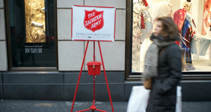 $500,000 donation to Salvation Army by Minnesota couple
