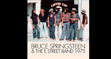 'Bruce Springsteen and the E Street Band 1975' shows us the Boss as he was