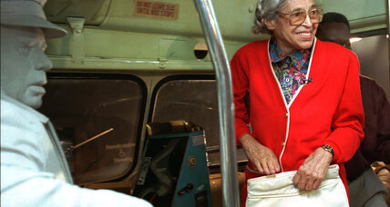 60 years after Montgomery boycott, Rosa Parks's struggle continues (+video)