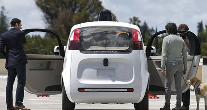 Here's how Google is pitching its self-driving cars to government agencies