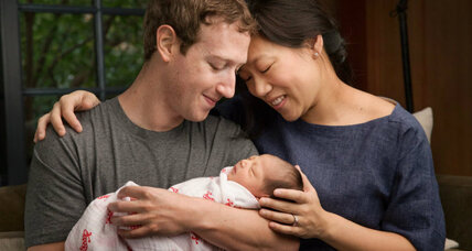 Mark Zuckerberg and wife to give away 99 percent of Facebook shares