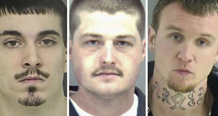 Three Virginia men indicted for planning attacks on synagogues and black churches
