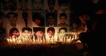 Pakistan executes four militants for roles in Peshawar school massacre