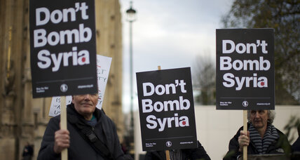 UK lawmakers vote to launch airstrikes on IS in Syria