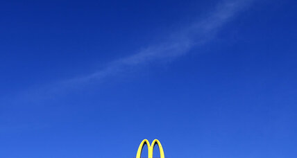 Is McDonald's tax deal in Europe legal?