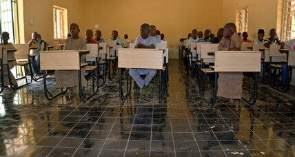 In war with Boko Haram, Nigerians battle to keep the classroom door open