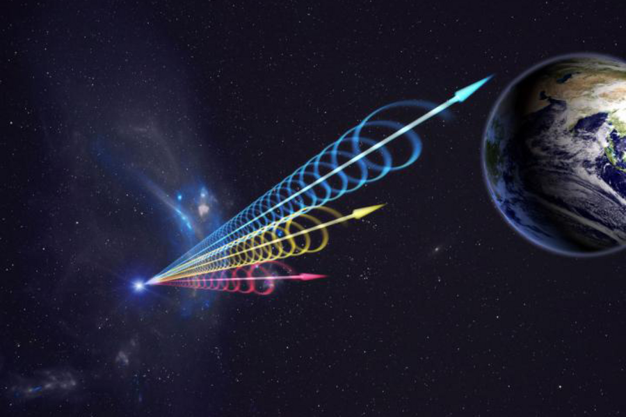 Scientists detect mysterious radio pulse from deep space. What is it?