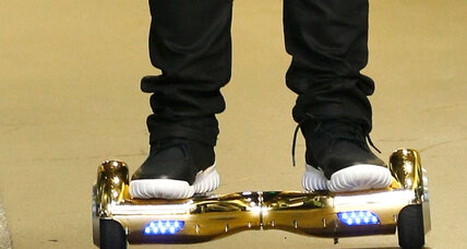 Buyer beware: Fake 'hoverboards' make for cheap but dangerous gifts