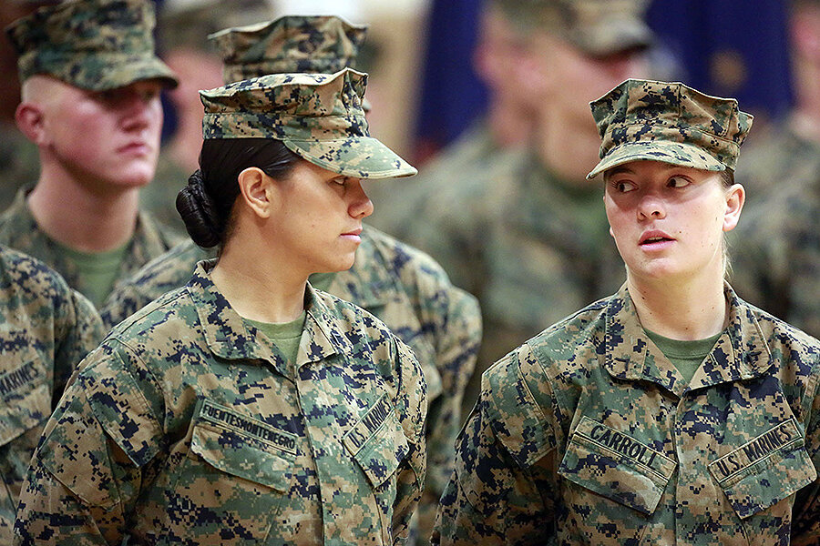 All US military services must be open to women: Which branch