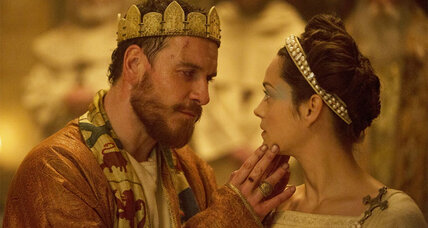 'Macbeth': Director Justin Kurzel is big on bluster and broadsword battles
