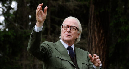'Youth' actor Michael Caine looks back on his long career