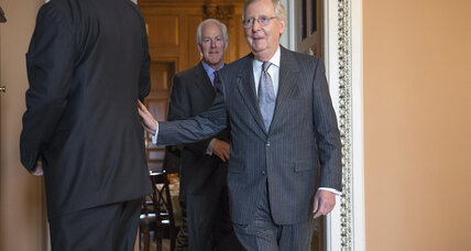 Senate OKs Republican bill unraveling health care law