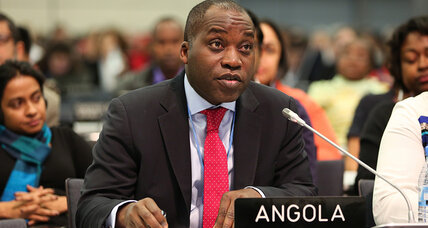 Paris climate summit: the view from Angola