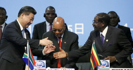 China announces $60 billion for Africa development