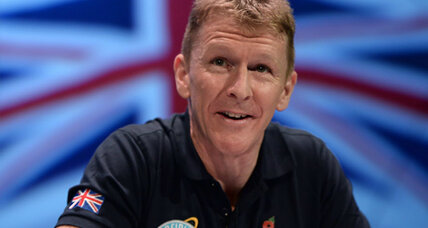 British astronaut plans to run the London marathon from space station