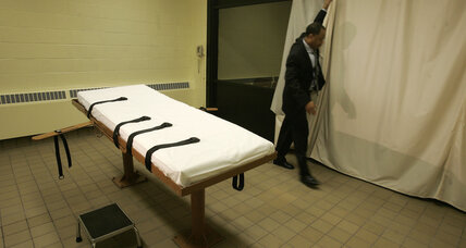 Arkansas Supreme Court lets state keep lethal injection secret for now