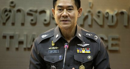 What a leaked Thai police document says about ISIS in Southeast Asia