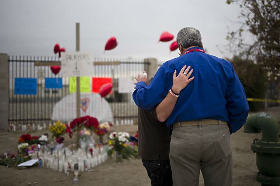 Five ways to reduce mass shootings in the US - CSMonitor com
