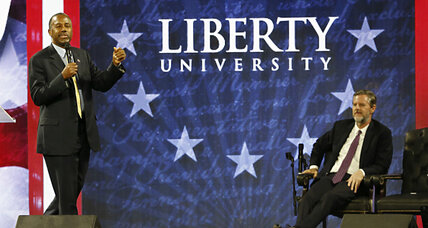 Liberty University president tells students to arm themselves