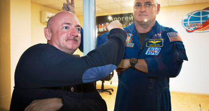 Space station supply launch: What does Scott Kelly miss most?