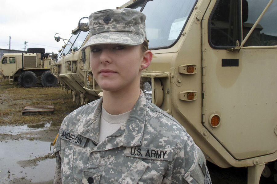 the us army certifies its first woman combat engineer