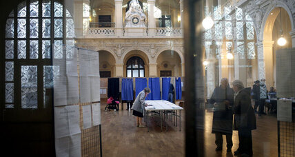 France goes to vote in regional elections