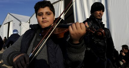 'Voices of the voiceless' come to life on Holocaust victims' violins