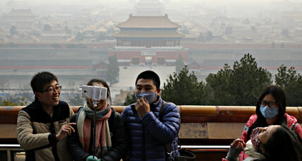 Beijing issues first-ever smog red alert. Progress? (+video)