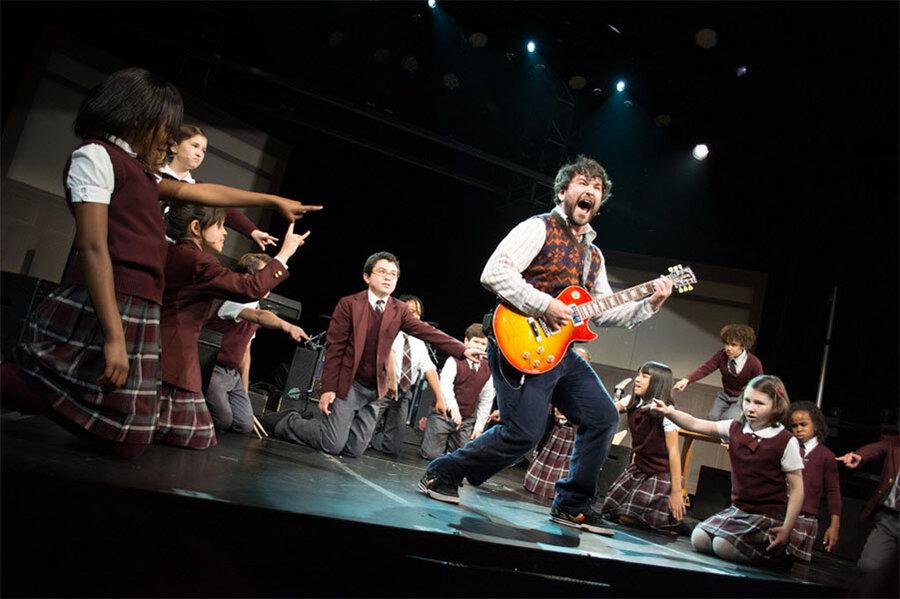 School of Rock': How composer Andrew Lloyd Webber has