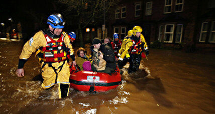 Storm Desmond batters Britain. How did flood prevention measures hold up?
