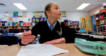 Why Catholic schools are reconsidering Common Core