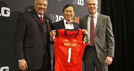 Racist symbol? Why Maryland's Byrd Stadium may be renamed. (+video)