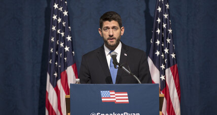 Opinion: Paul Ryan's seven terrible ideas