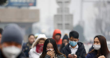 Surviving Beijing's first ever red alert for air pollution