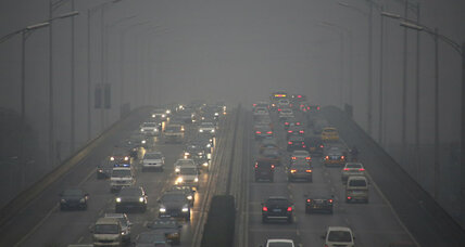 Beijing smog: What makes some cities cleaner than others?