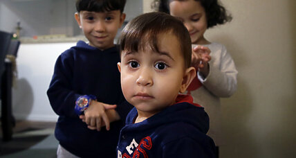 Despite refugee backlash, Syrian family finds safe haven in Texas
