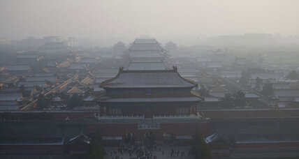 Could US pollution regulations help smog-enshrouded China?