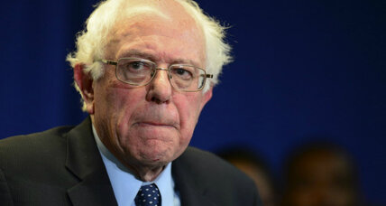 Bernie Sanders refuses to answer questions about ISIS. Bad move?