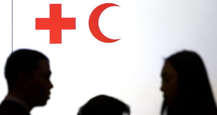 Does Islamic State have a heart? Red Cross hopes so.