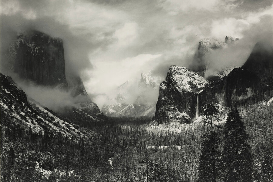 Photography still important to national parks celebrating for Ansel adams mural