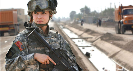Should women now be drafted? Why many women answer 'yes'