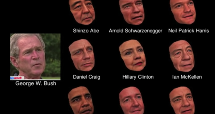 How researchers got George W. Bush's words into Hillary Clinton's mouth