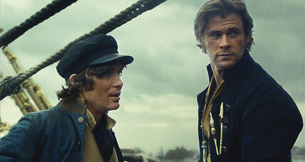 'In the Heart of the Sea' actor Chris Hemsworth discusses the new movie and playing Thor