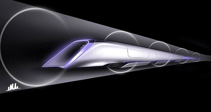 Remember Elon Musk's idea for a Hyperloop? It's happening.