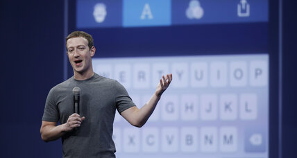 Facebook's Zuckerberg voices support for Muslims
