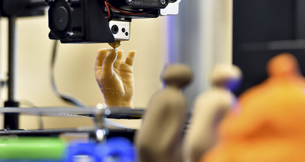 What potato chips and 3D printing have in common