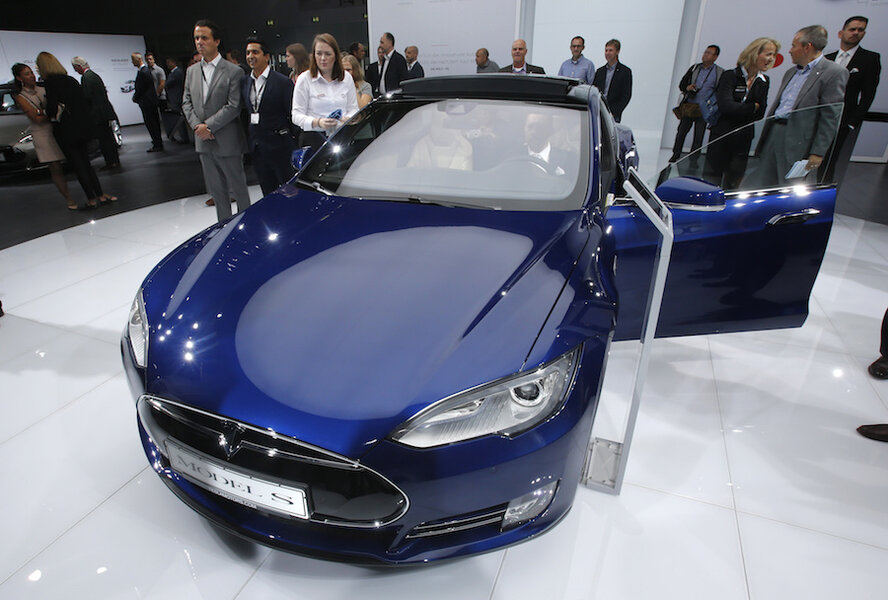 Why two-thirds of early Tesla Model S motors will need