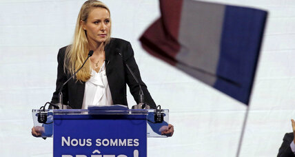 France's youth flirts with National Front, but is it a match?