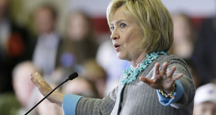 Hillary Clinton proposes tough new rules on corporate inversions