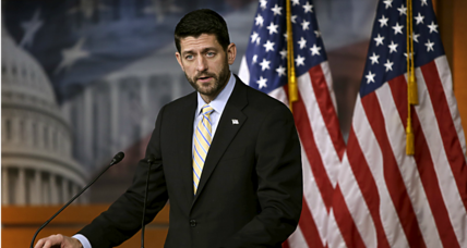 Paul Ryan sets out task: turn GOP into party of positive ideas